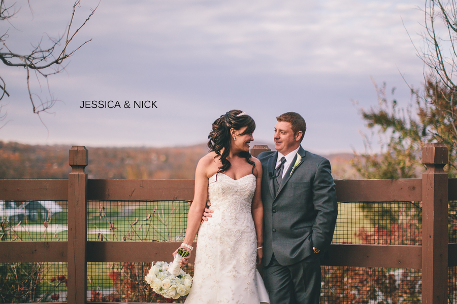 Wedding photographers in NJ | Crystal Springs Resort Vernon bride and groom