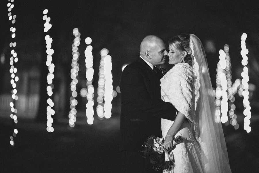 Monmouth University Christmas Wedding
