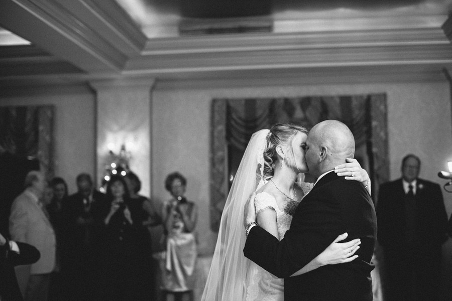 First Dance at English Manor