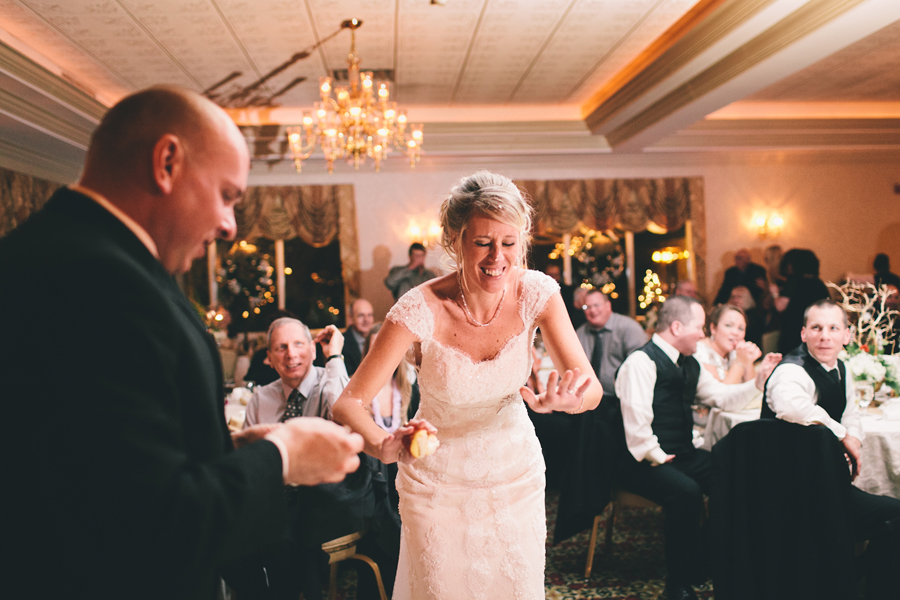 English Manor Wedding Reception