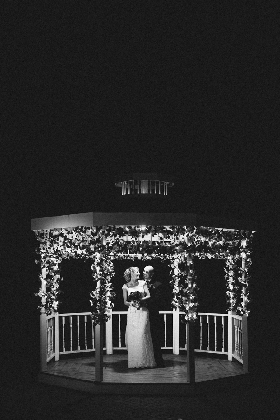 English Manor Christmas Wedding