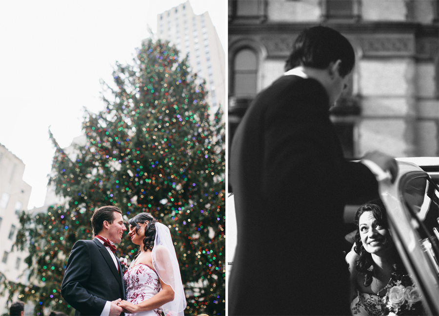 Rockefeller Wedding and Elopement Photographers