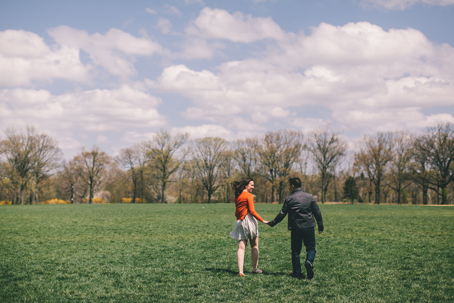 Artistic Engagement Photographers NJ