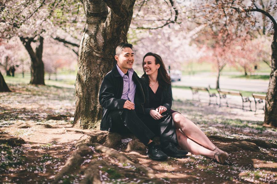 Branch brook park wedding