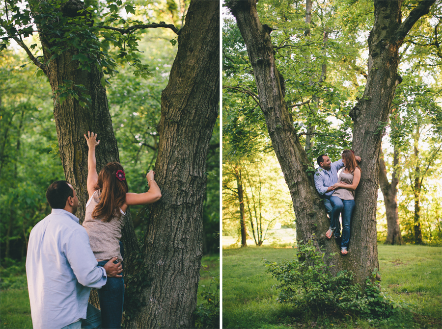 Hamilton NJ Engagement Photos