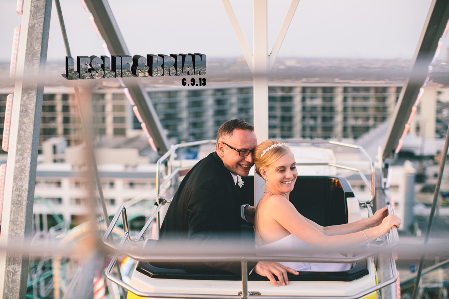 Ocean City Wedding Photo
