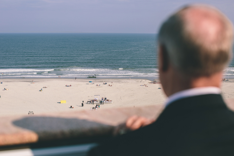 Ocean City, NJ Beach Wedding