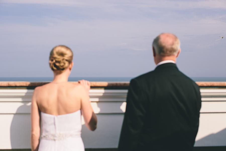 Flanders Hotel Bridal Suite Balcony