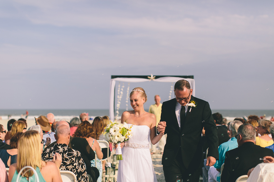 New Jersey Beach Wedding Photos
