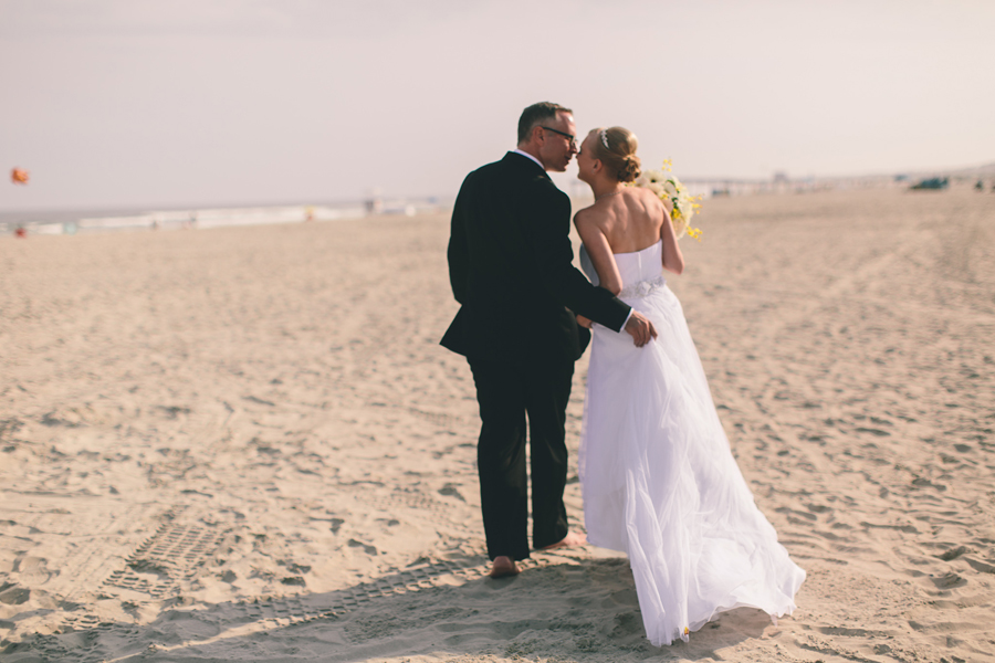 Ocean City, NJ Beach Wedding Photographers