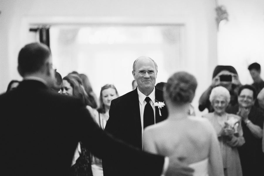 NJ Wedding Photographers: Father Daughter Dance