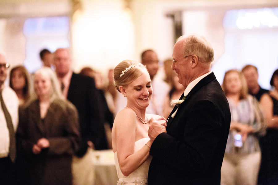 Emotional Father Daughter Dance Photos in New Jersey