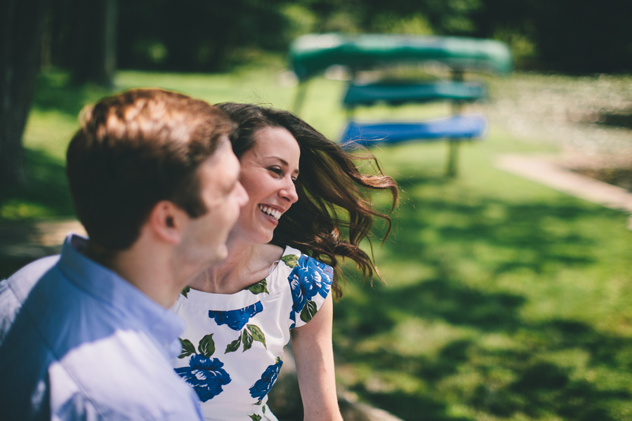 Engagement Photo in Denville, NJ