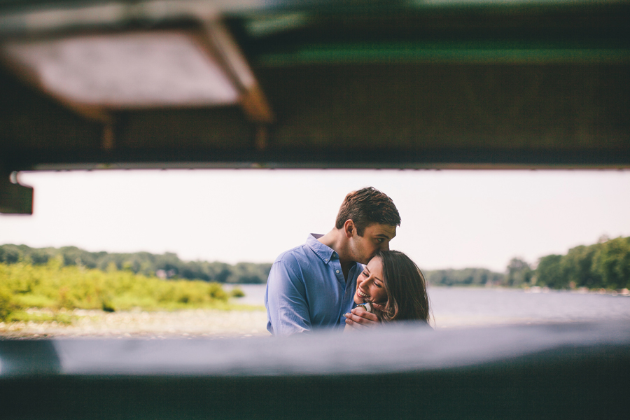 Creative Engagement Photos in Denville, NJ