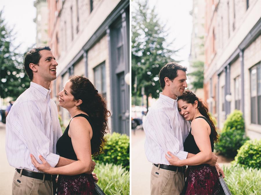 Hoboken, NJ Engagement Photos