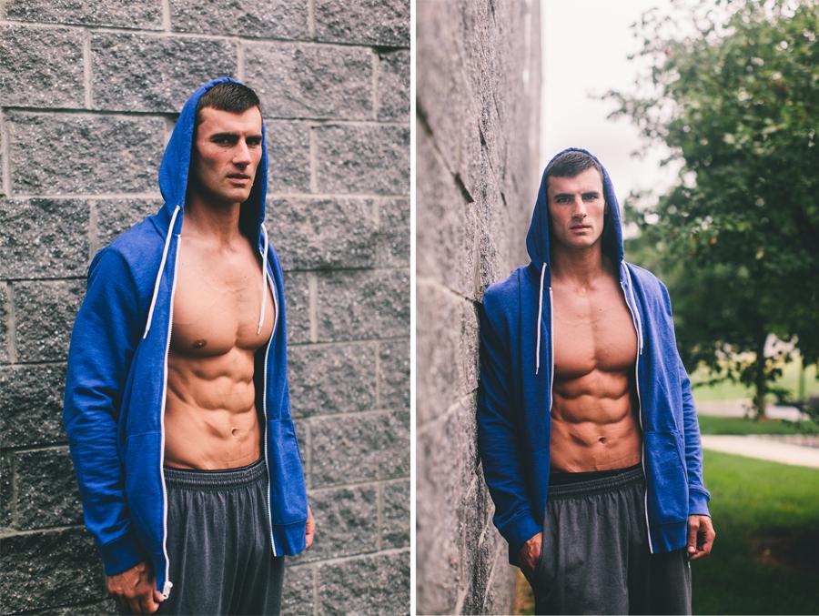 Build a Fitness Model Portfolio in NJ