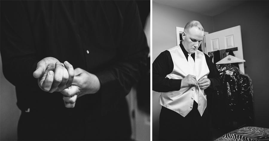 Creative Wedding Photojournalism in NJ