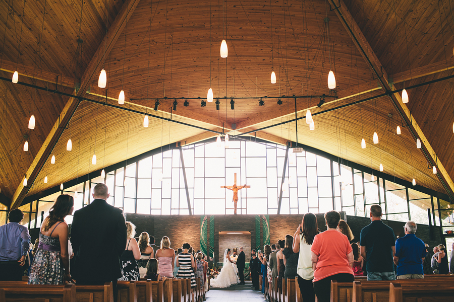 st. aloysius wedding ceremony jackson, nj