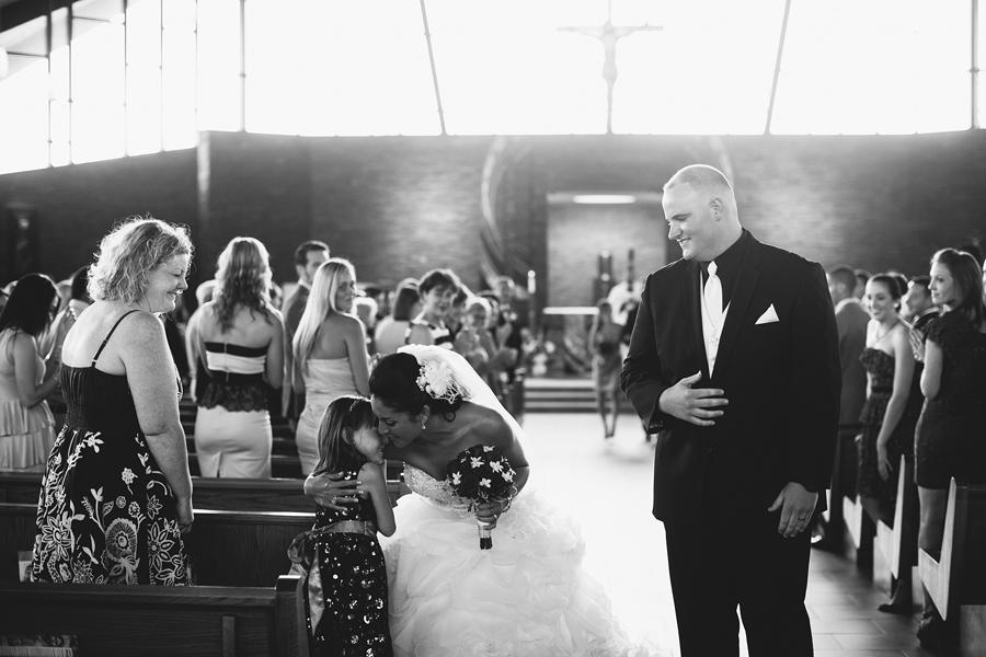 wedding at st. aloysius jackson, nj