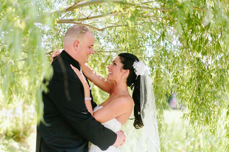 bride and groom st. aloysius jackson nj portraits