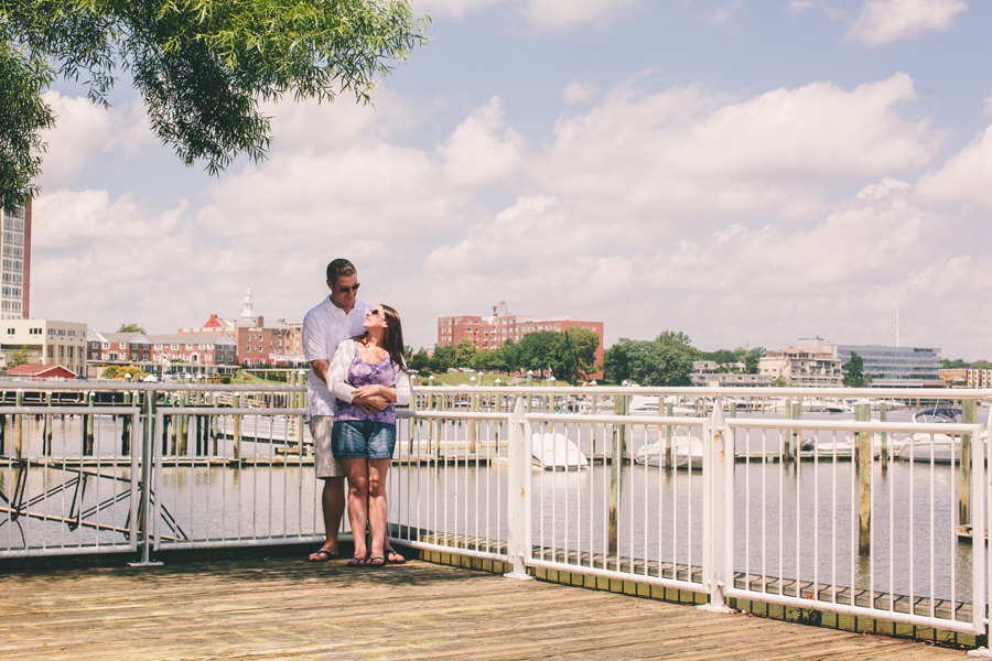 Riverside Gardens Park Engagement Photos