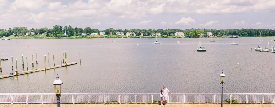 Engagement Photos in Red Bank New Jersey