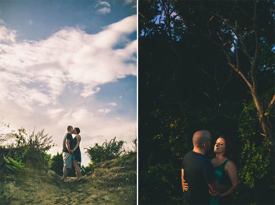 Manasquan Engagement and Wedding Photos
