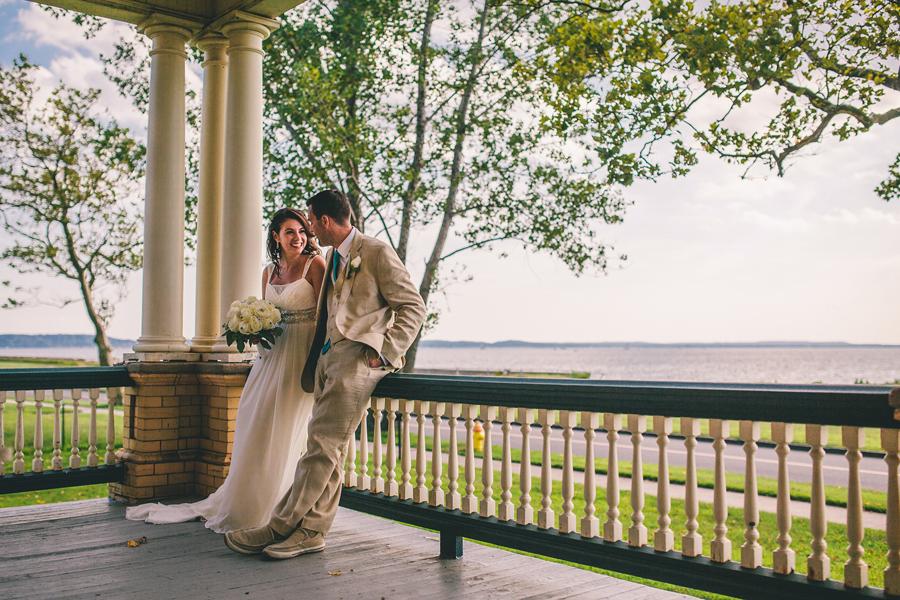 Sandy Hook Nj Wedding Photos