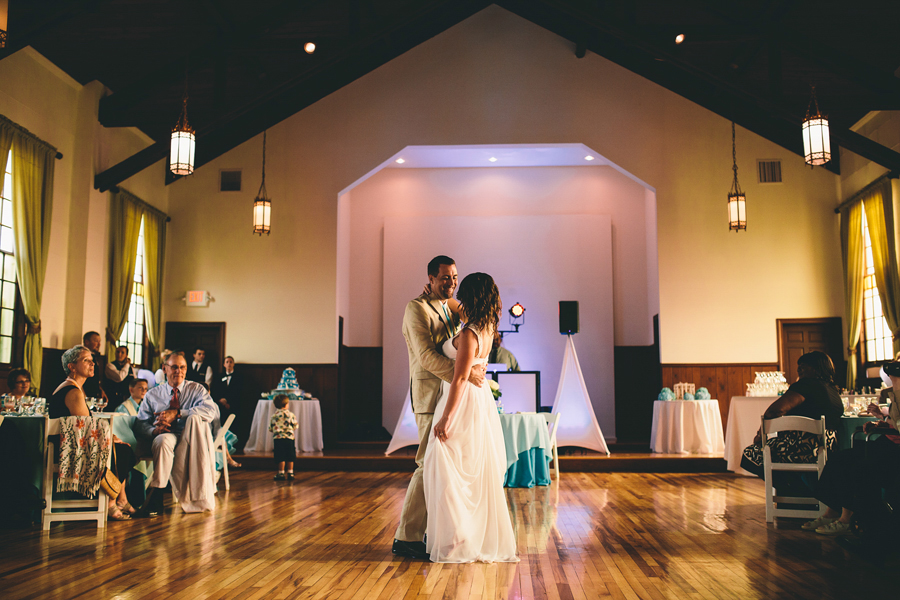 Sandy Hook Chapel Wedding Photography