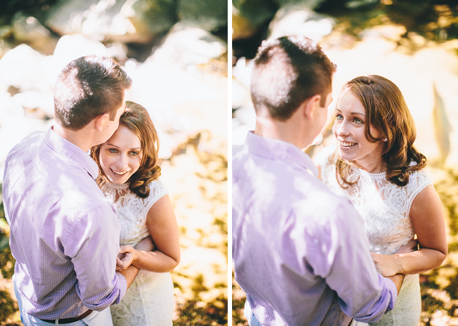 Alapocus State Park Engagement