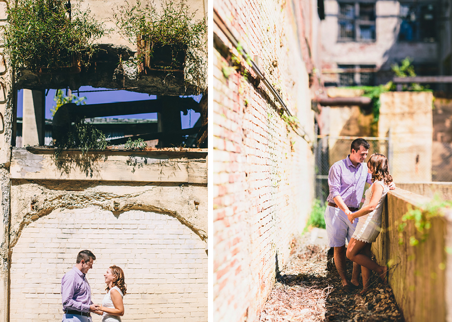 Bancroft Mills Wilmington Engagement