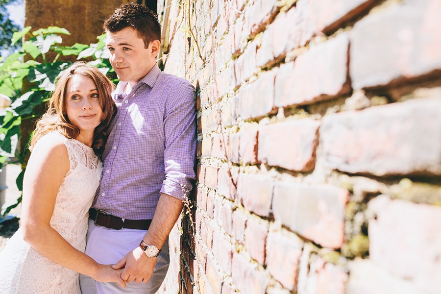 Bancroft Mills Engagement Photos