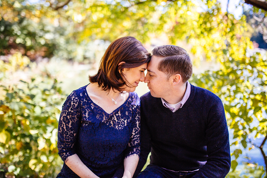 NYC Engagement Photo locations