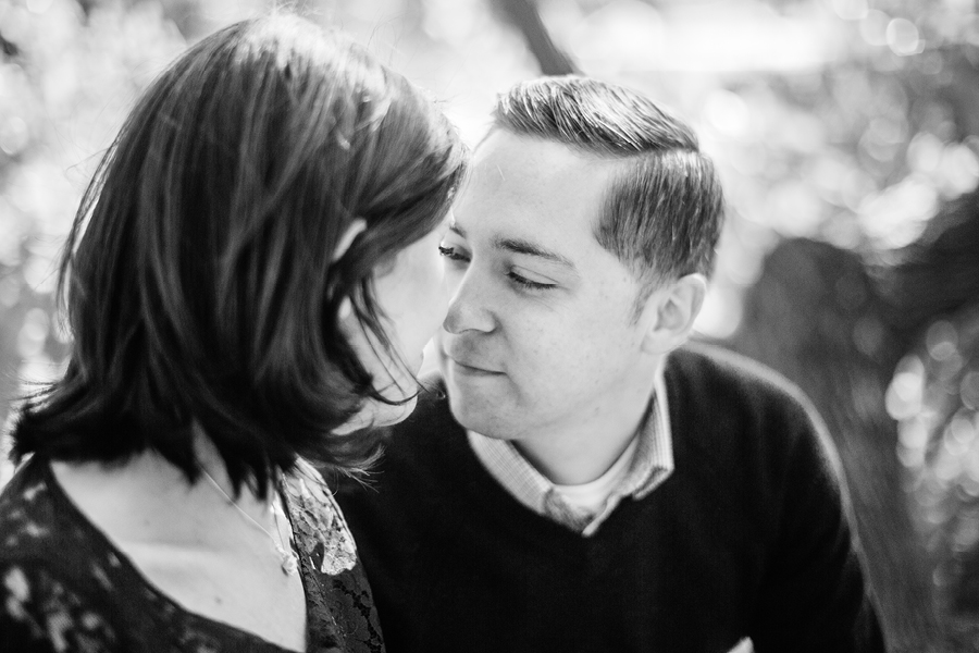 Unique Engagement Photos in NYC