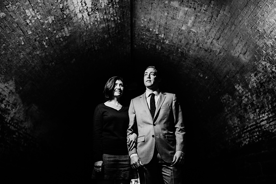 Inscope Arch Engagement Photos