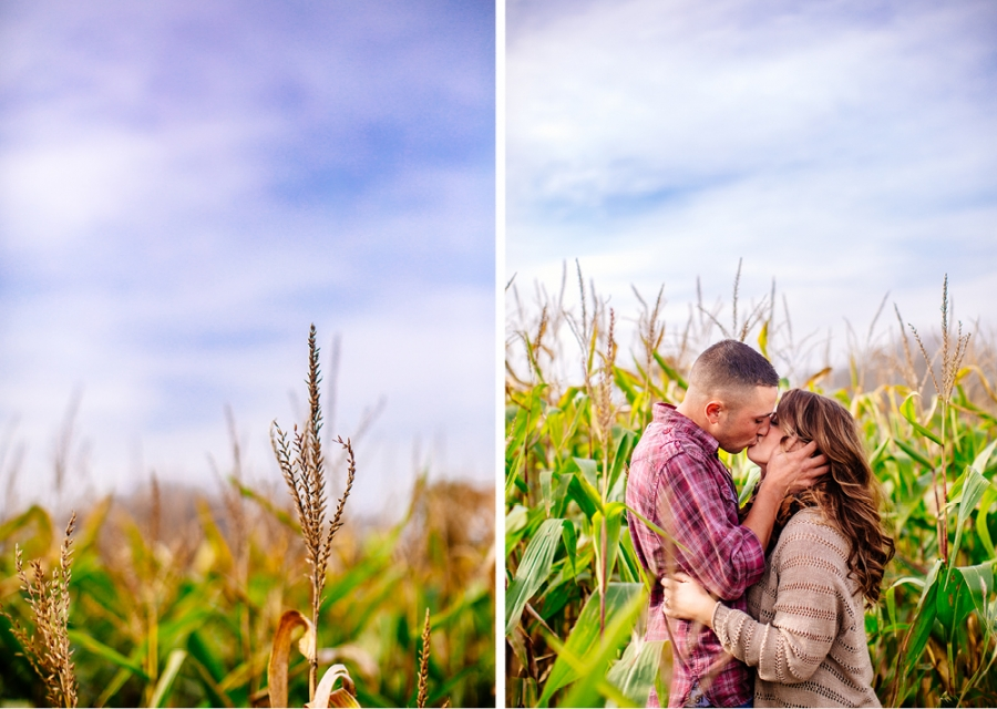 NJ Fall Engagement Session