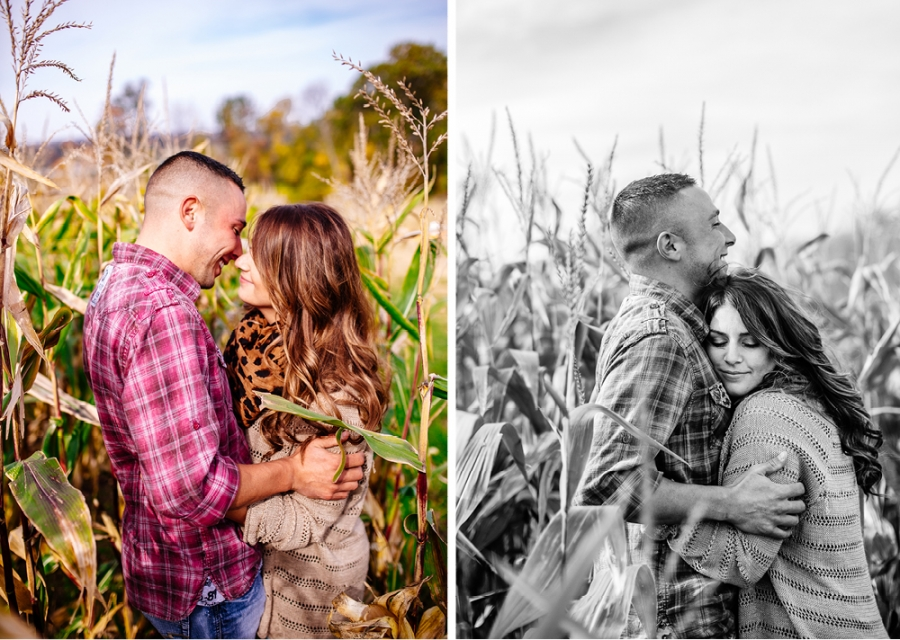 NJ Fall Engagement Session ideas