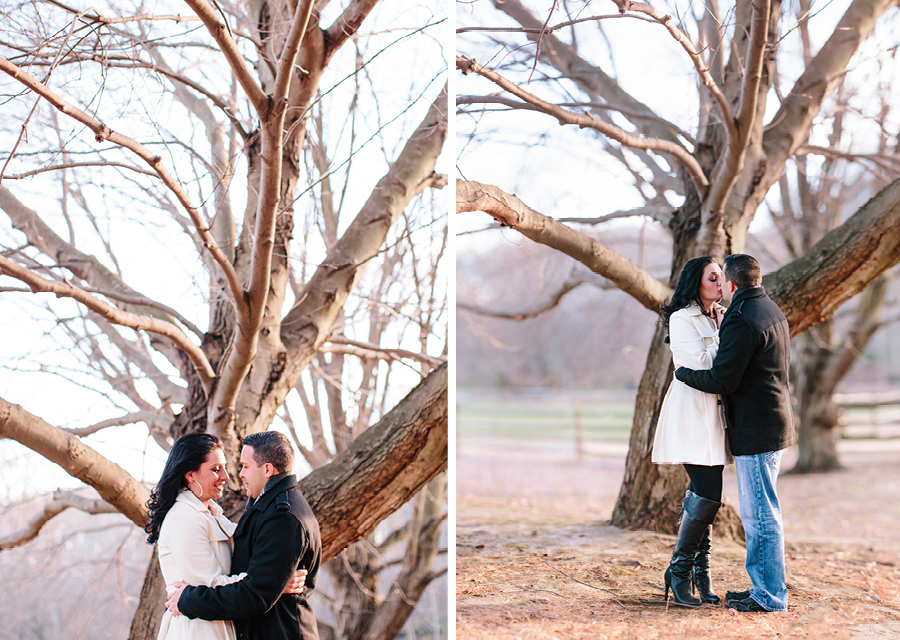 Holmdel Park Engagement Session