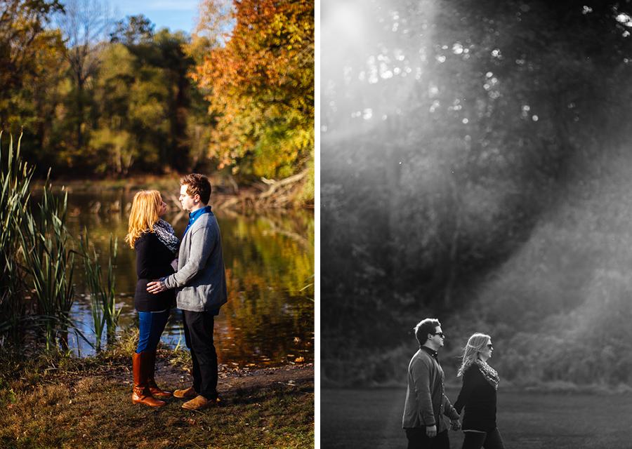 NJ Engagement Photo locations