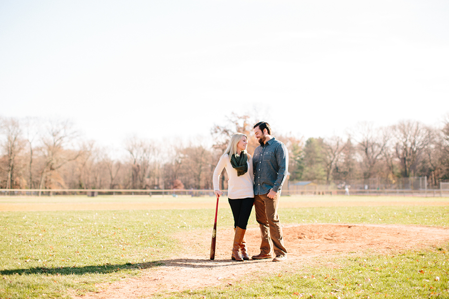 Morristown NJ Engagement