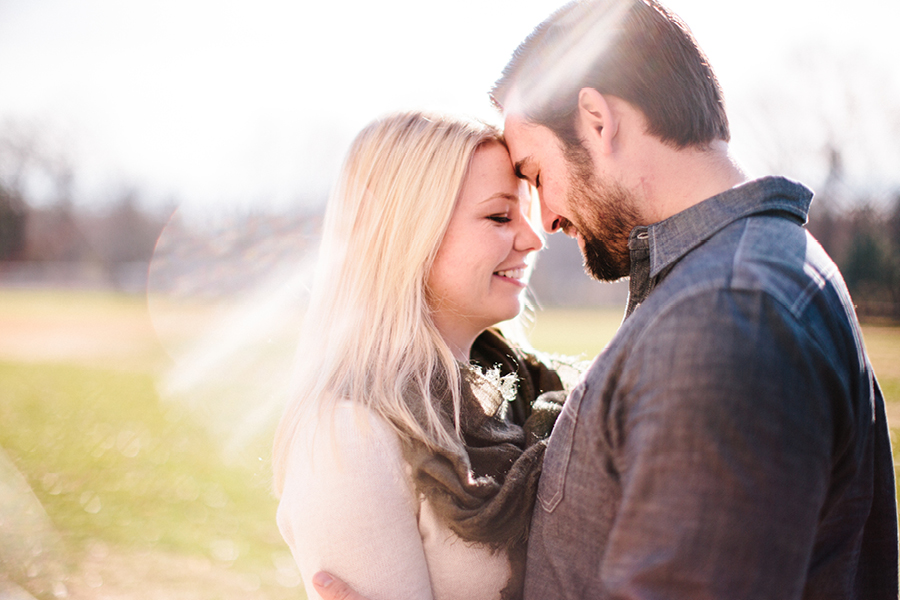 Romantic Engagement Session in NJ