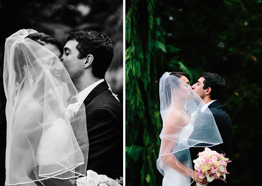 Wilshire Grand Wedding Photo