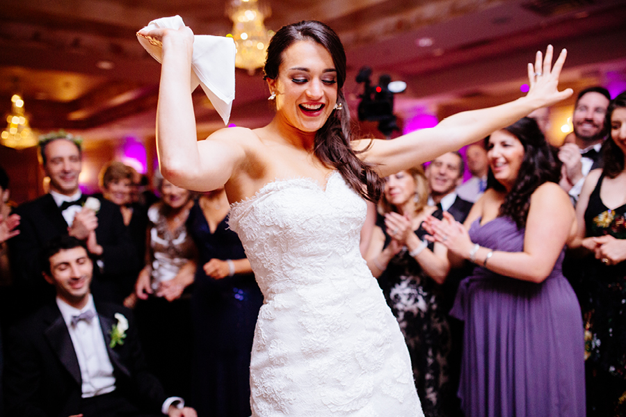 NJ Wedding Reception Photos