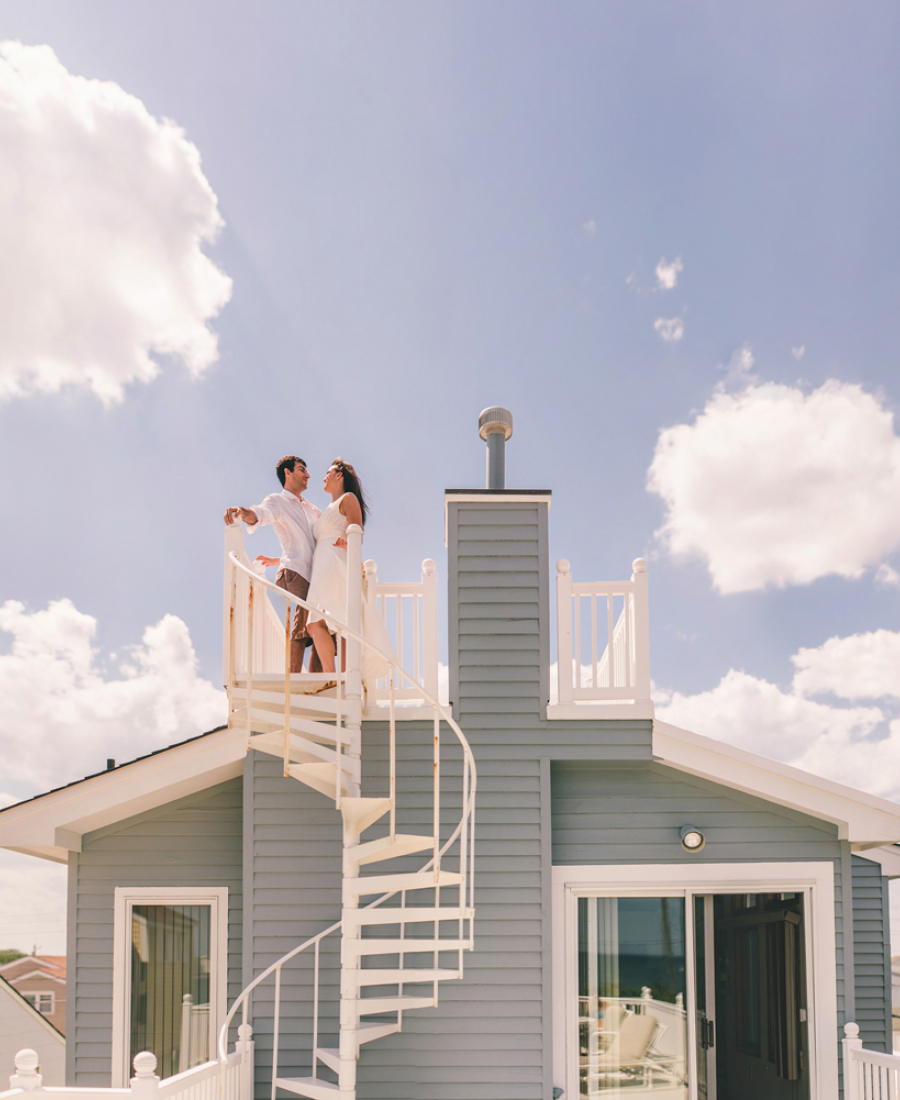 LBI Wedding and Engagement Photographers
