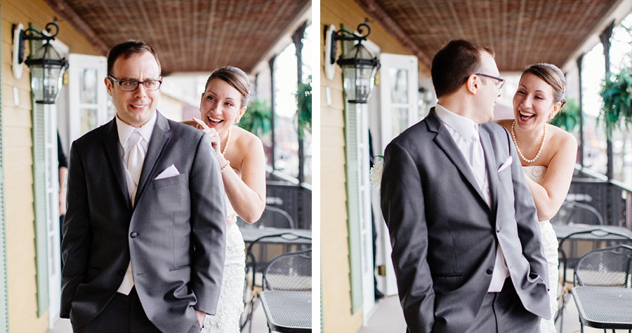 American Hotel Wedding photographers