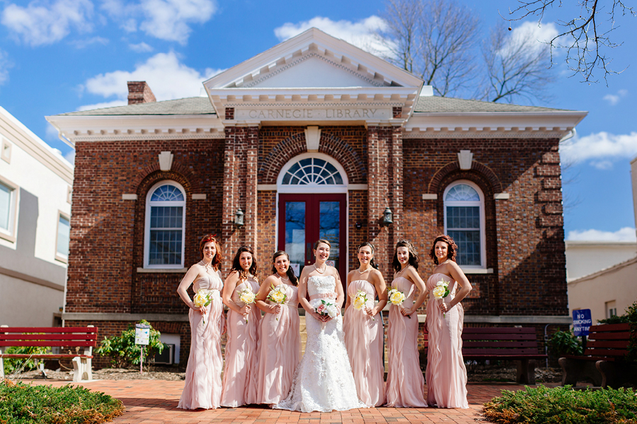 bridesmaids in freehold, nj