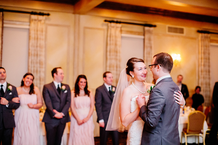 first dance at american hotel