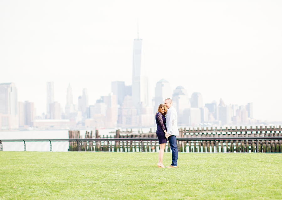 Engagement Photos in Hoboken