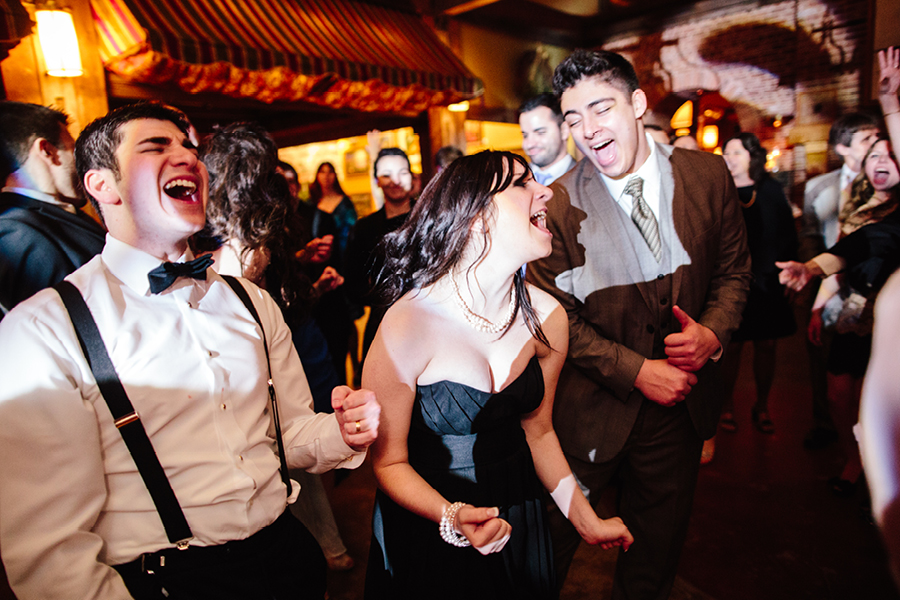 fun wedding photos nj
