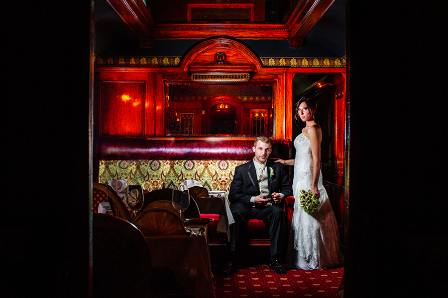 awesome wedding photos morristown nj railcar at madison hotel